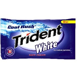 Cool Rush Trident White