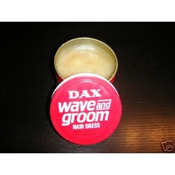 Dax -- wave and groom