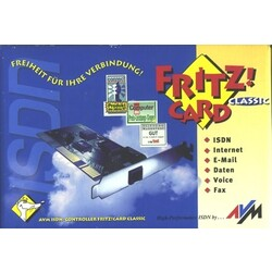 Fritz! Card Classic