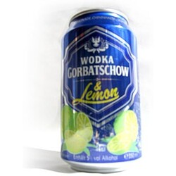 Wodka Gorbatschow & Lemon