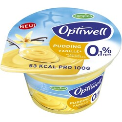 Optiwell Pudding Vanille