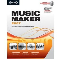Magix Music Maker 2007