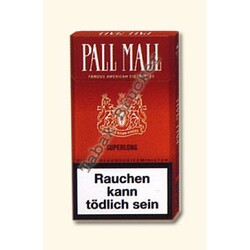 PALL MALL SUPERLONG