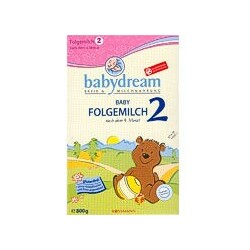 Babydream - Baby-Folgemilch 2