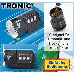 tronic futterautomat f r aquarien 4304493342439 codecheck info. Black Bedroom Furniture Sets. Home Design Ideas