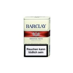 Barclay Original Taste