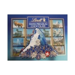 Lindt Swiss Premium Chocolate