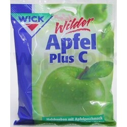 Wick Wilder Apfel Plus C