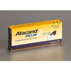 Atacand® PLUS 8 12,5 mg