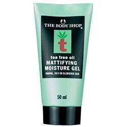 Body Shop - Tea Tree Oil Mattifying Moisture Gel