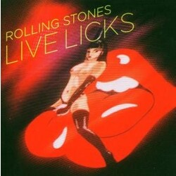 Rolling Stones LIVE LICKS