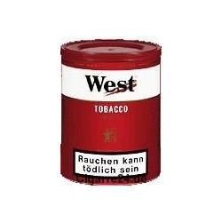 West Tobacco Red