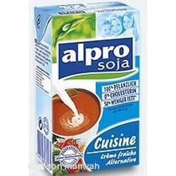 Alpro soja cuisine codecheck info for Alpro soja cuisine