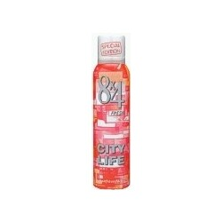 8x4 Dry City Life Deospray