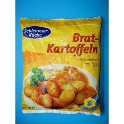 Schlemmer Küche Bratkartoffeln