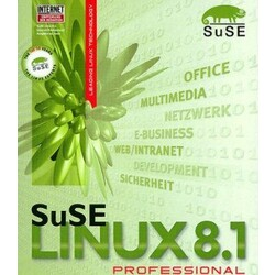 SuSE Linux 8.1