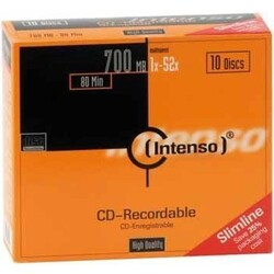 Intenso CD-Recordable