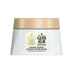 Gliss Kur - Shining Blonde Repair Maske