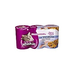 Whiskas - In Terrine Fisch
