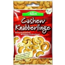 Allos Cashew Knabberlinge