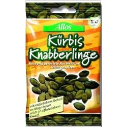 Allos Kürbis Knabberlinge