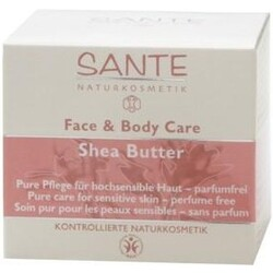 Sante Face Body Care Shea Butter