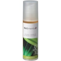 Wellments - Lemongrass Shower Gel