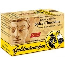 Goldmännchen Spicy Chocolate