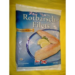 Pickenpack Rotbarsch-Filets