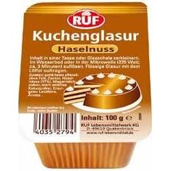 Ruf Kuchenglasur Haselnuss 40352794 Codecheck Info