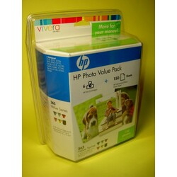 HP Photo Value Pack 636