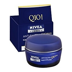 Nivea Visage Anti-Falten Q10 Plus