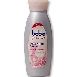 bebe Young Care relaxing care shower cream