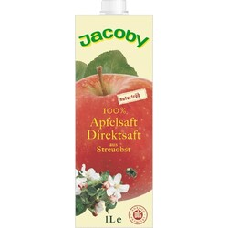 Jacoby 100% Apfelsaft
