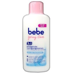 bebe Young Care 3 in 1 Pflegende Reinigungslotion