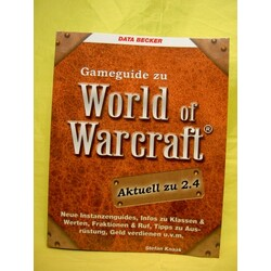 Knaak, Stefan: Gameguide zu World of Warcraft