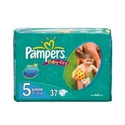 Pampers - Baby-Dry Junior 11-25 kg