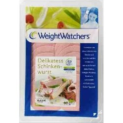 WeightWatchers Delikatess Schinkenwurst