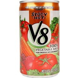 V8 Vegetable Juice Spicy Hot
