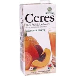 Ceres Medley of Fruits