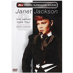 Janet Jackson - The Velvet Rope Tour (DTS Version)