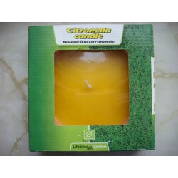 Lifetime Garden Citronella Candle