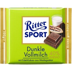 Ritter Sport Dunkle Vollmilch