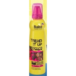 Balea Hair - Trend it up Lockend