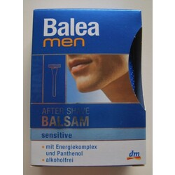 Balea men AFTER SHAVE BALSAM sensitive