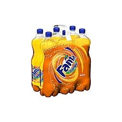 Coca-Cola - Fanta Orange 6 x 1.5l