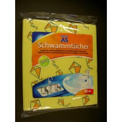 AS Schwammtücher Limited Edition