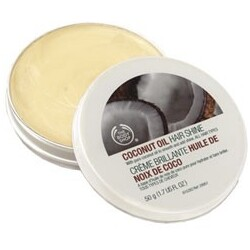 Body Shop - Coconut Oil Hair Shine