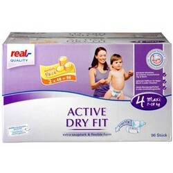 Real Quality - Active Dry Fit Maxi 7-18 kg