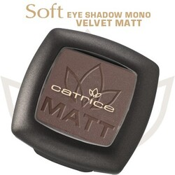 Catrice Soft Eye Shadow Mono Velvet Matt
